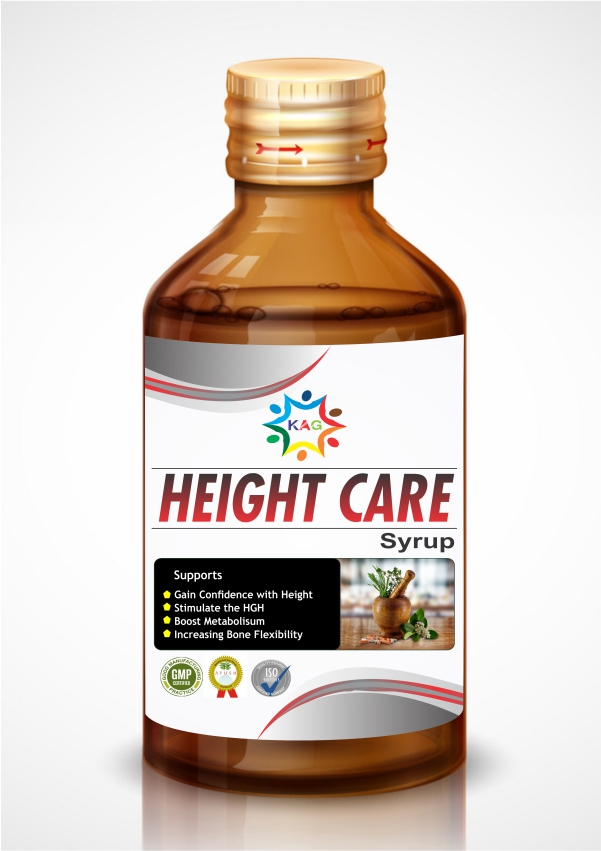 KAG HEIGHT CARE SYRUP(200ml)