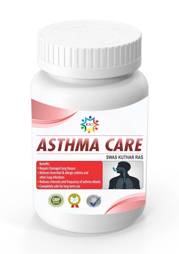 KAG ASTHMA CARE (30CAP)