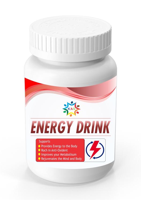 KAG ENERGY DRINK (100GM)