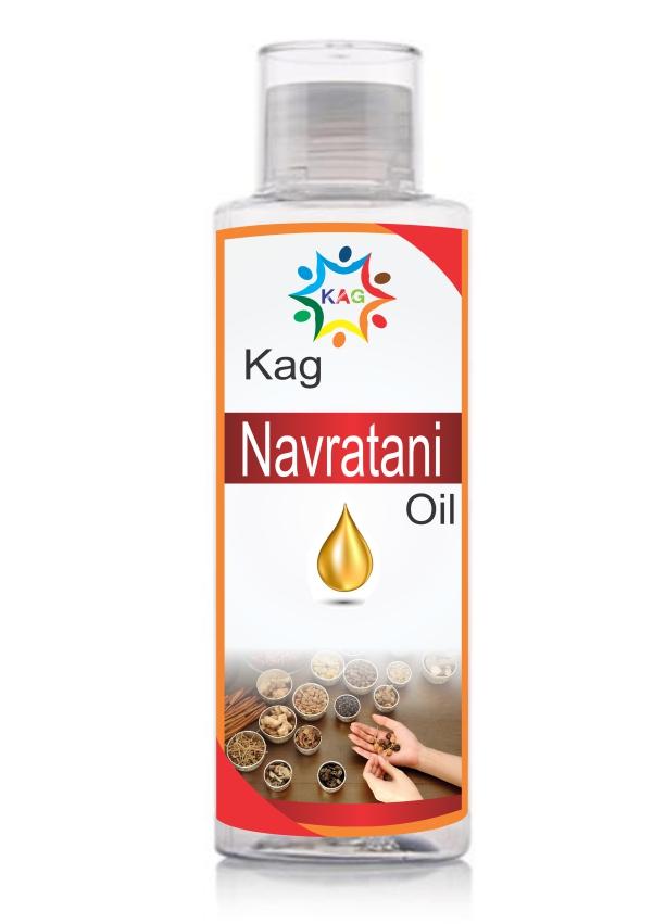 KAG NAVRATNI HAIR OIL (200ML)