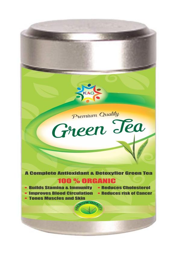 KAG GREEN TEA (100GM)