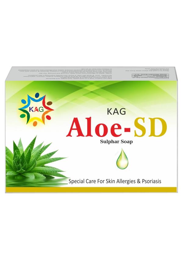 KAG SD SOAP(75gm)