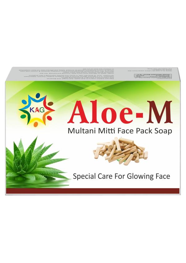 ALOE-M SOAP
