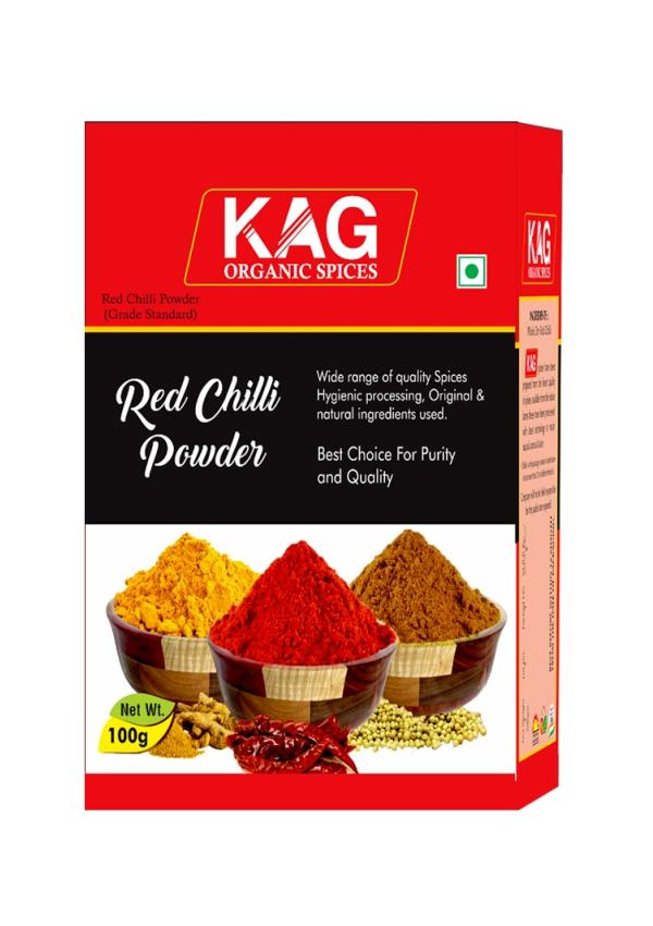 KAG ORGANIC RED CHILLI