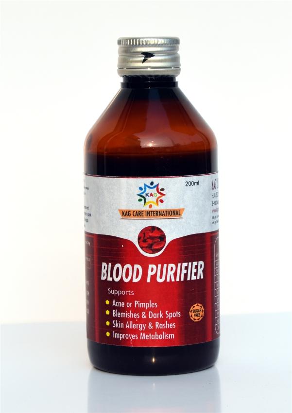 KAG BLOOD PURIFIER SYRUP (200ML) (SUGAR FREE)