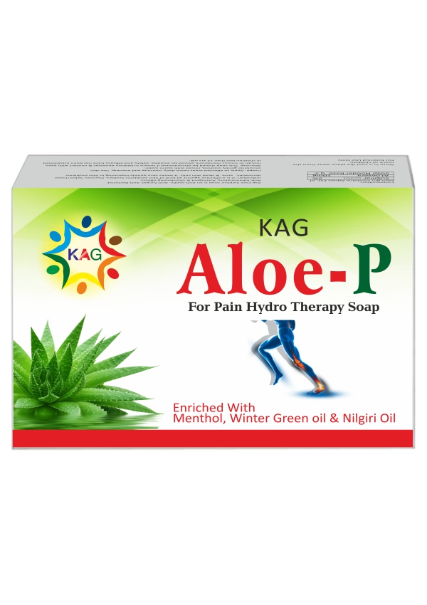 KAG ALOE P SOAP